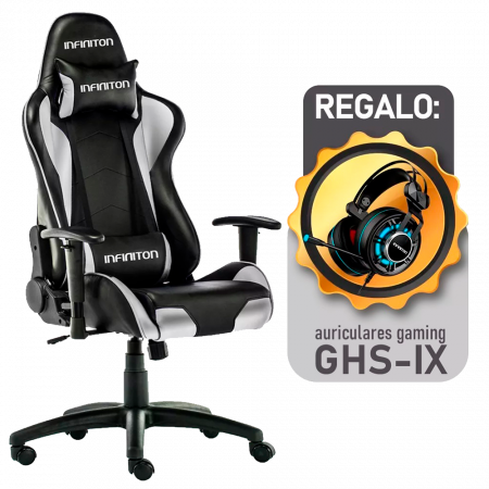 KIT GSEAT-23 SILVER + GHS IX