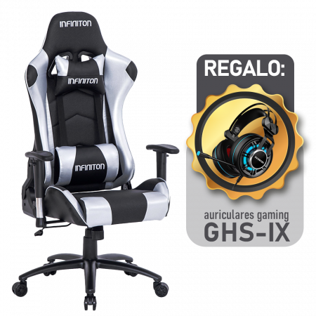 KIT GSEAT SILVER + GHS-IX Infiniton - 1