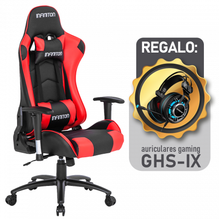 KIT GSEAT RED + GHS-IX