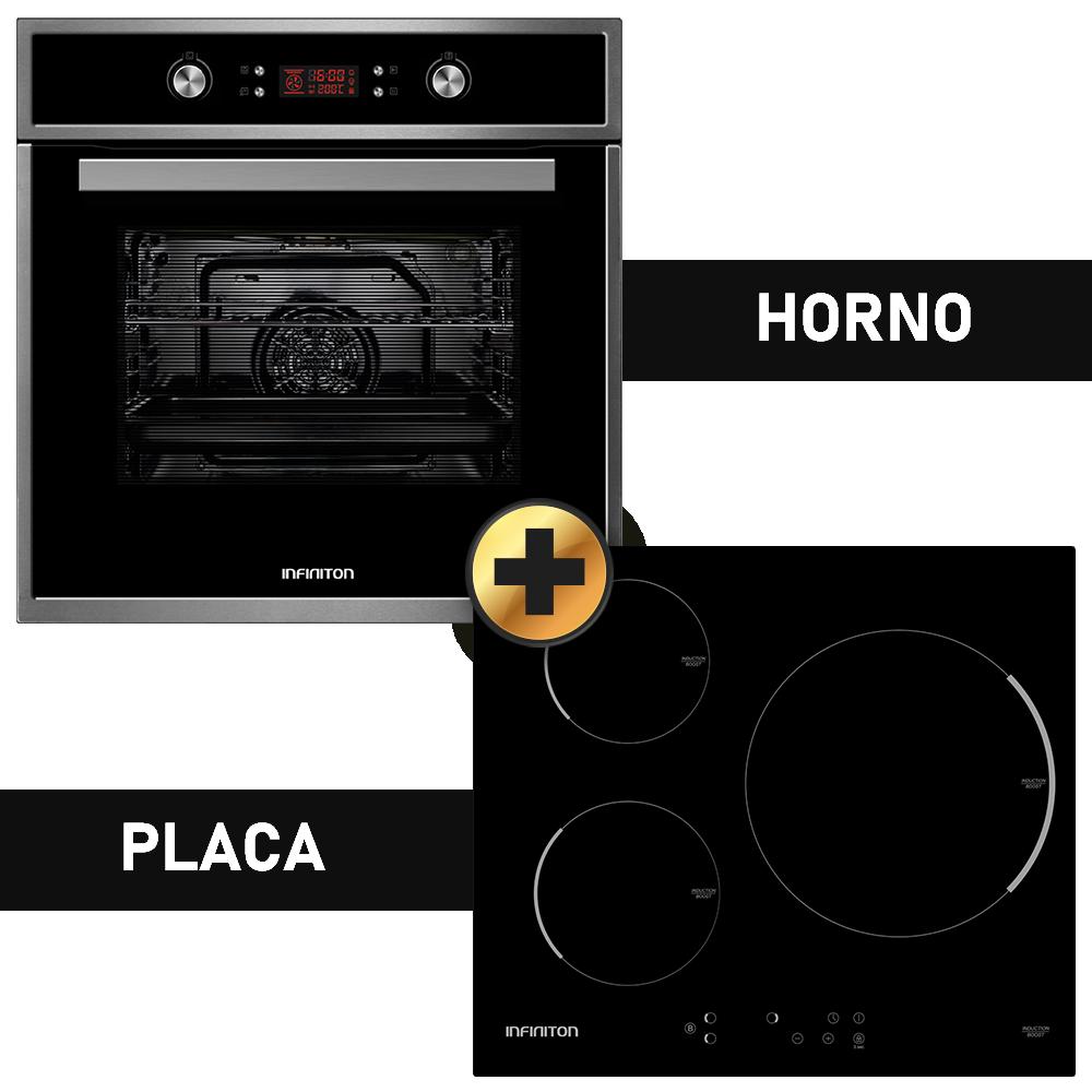 IND-3TPA + HORNO CA6516 Infiniton - 1